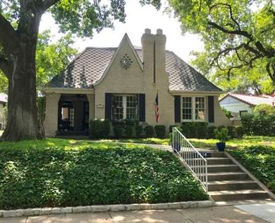 Residential Property for sale in 2414 Stadium Drive, Fort Worth, TX, 76109