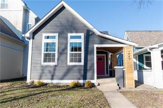 Single Family for sale in 1440 Hoyt Avenue, Indianapolis, IN, 46203