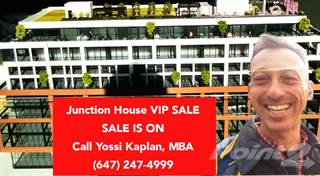 Condo for sale in 2720 Dundas West 888, Toronto, Ontario