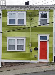 Single Family for rent in 39 Victoria Street, St. John's, Newfoundland and Labrador, A1C3V6