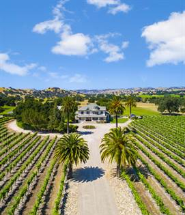 Residential Property for sale in 4875 Foxen Canyon Rd, Los Olivos, CA, 93441