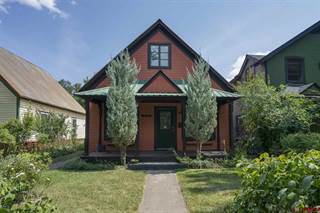 Single Family for sale in 848 E 5th Avenue, Durango, CO, 81301