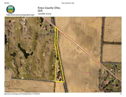 Lots And Land for sale in 0 Wilson Road, Centerburg, OH, 43011