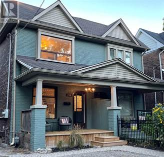 Single Family for sale in 266 KENILWORTH AVE, Toronto, Ontario, M4L3S8