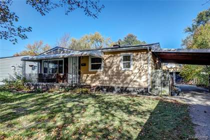 Residential for sale in 1175 MAPLE Street, Ypsilanti, MI, 48198