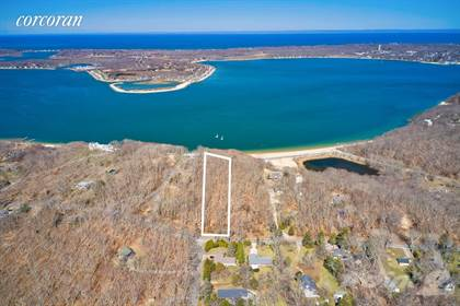 Land for sale in 22 Stearns Point Road, Shelter Island, NY, 11964