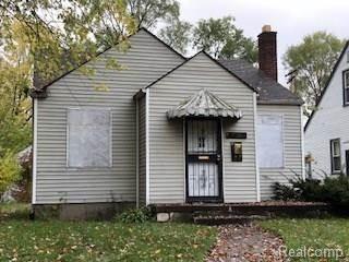 Single Family for sale in 19343 ROWE Street, Detroit, MI, 48205