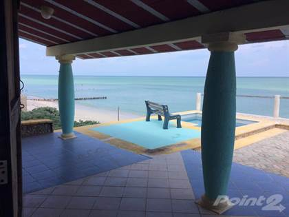 For Sale: Chelem Oceanfront House, Chelem, Yucatan - More on POINT2HOMES com