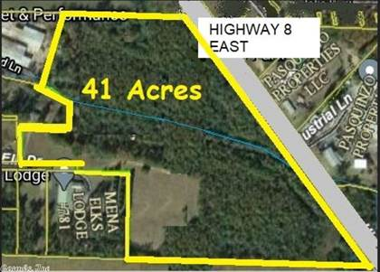 Lots And Land for sale in TBD HWY 8 E, Mena, AR, 71953