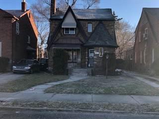 Single Family for sale in 18040 INDIANA Street, Detroit, MI, 48221