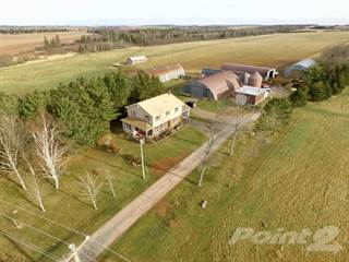 Farm And Agriculture for sale in 492 Route 20, Kensington, Prince Edward Island, C0B1M0