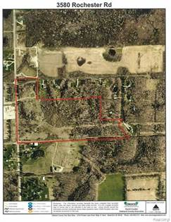 Lots And Land for sale in 3580 Rochester Road, Addison, MI, 48367