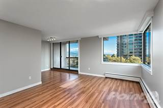 Apartment for rent in Parkview Towers - Tower II - Two Bedroom 1 Bath, Burnaby, British Columbia