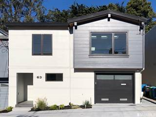 Single Family for sale in 63 Sunview Drive, San Francisco, CA, 94131