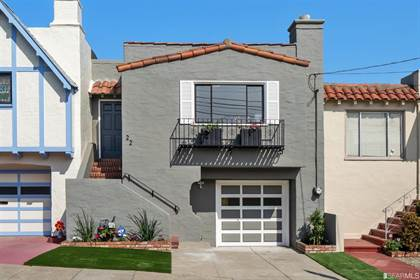 Residential Property for sale in 22 Shawnee Avenue, San Francisco, CA, 94112