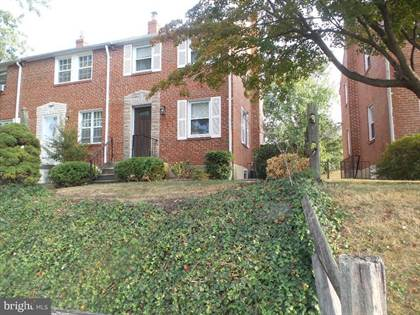 Residential for sale in 3383 SAINT BENEDICT STREET, Baltimore City, MD, 21229