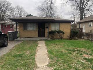 Single Family for sale in 4721 East 21st Street, Indianapolis, IN, 46218