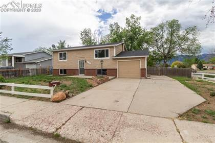 Residential for sale in 2502 Ember Drive, Colorado Springs, CO, 80910