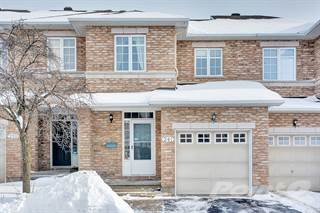 Townhouse for sale in 241 Royal Gala Private, Ottawa, Ontario, K1B 1C7