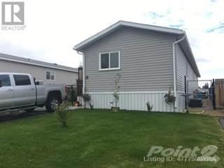 Single Family for sale in 22 GUNDERSON DRIVE, Whitecourt, Alberta