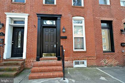 Residential for sale in 33 E FORT AVE, Baltimore City, MD, 21230