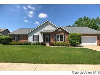 Single Family for sale in 2625 Cedar Pond Drive, Springfield, IL, 62702