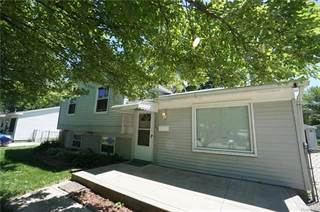 Single Family for rent in 15729 ORCHARD Street, Romulus, MI, 48174
