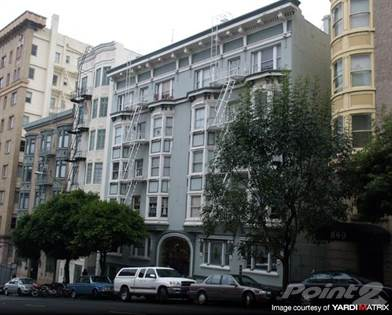 Apartment for rent in 839 Leavenworth, San Francisco, CA, 94109