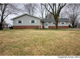 Single Family for sale in 18496 EMMERSON AIRLINE, Girard, IL, 62640