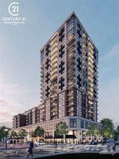 Condominium for sale in The Residences on Owen, Barrie, Ontario, L4M3H2