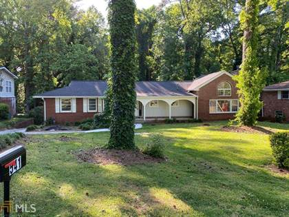 Residential Property for sale in 541 NW Collier Ridge Dr, Atlanta, GA, 30318