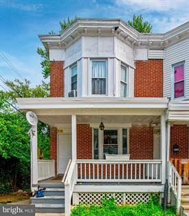Residential Property for sale in 4743 OLD YORK ROAD, Baltimore City, MD, 21212
