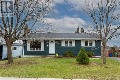 Single Family for sale in 22 Sherwood Drive, Champlain Heights, New Brunswick
