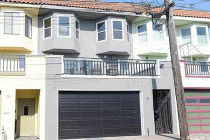 Residential Property for sale in 24 Josiah Avenue, San Francisco, CA, 94112