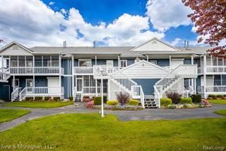 Condo for sale in 9622 S CHANNEL Drive, Harsens Island, MI, 48028