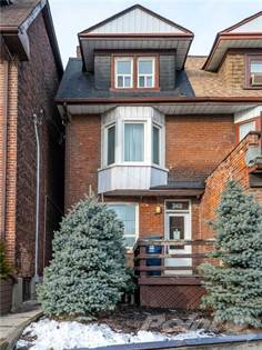 Residential Property for sale in 348 Dupont St Toronto, Toronto, Ontario