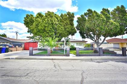 Residential for sale in 7753 Kempster Avenue, Fontana, CA, 92336