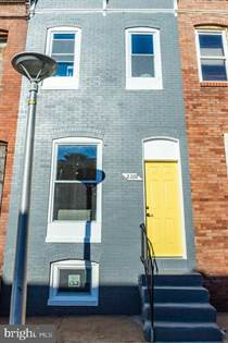 Residential Property for sale in 2222 PRENTISS PLACE, Baltimore City, MD, 21205