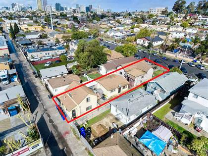 Multifamily for sale in 2667-71 L St, San Diego, CA, 92102