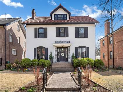 Residential Property for sale in 7214 Pershing Avenue, University City, MO, 63130