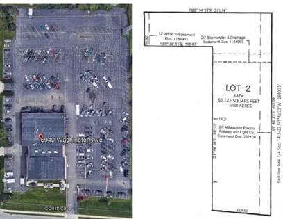 Land for sale in 6940 Washington Avenue, Mount Pleasant, WI, 53406