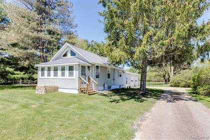 Residential for sale in 7062 IMLAY CITY Road, North Street, MI, 48049