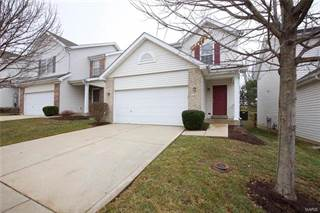 Townhouse for sale in 1622 Hurstborough Manor, Hazelwood, MO, 63042