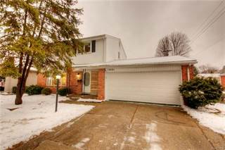 Single Family for sale in 14481 HOUGHTON ST, Livonia, MI, 48154