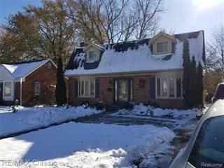 Single Family for sale in 1093 Voorheis Street, Pontiac, MI, 48341