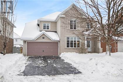 Single Family for sale in 2031 SILVER PINES CRESCENT, Ottawa, Ontario, K1W1J9
