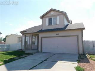 Single Family for sale in 11372 Justamere Drive, Fountain, CO, 80817