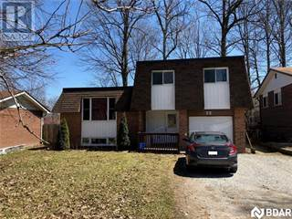 Single Family for sale in 22 PARKWAY Place, Barrie, Ontario, L4M4Z1
