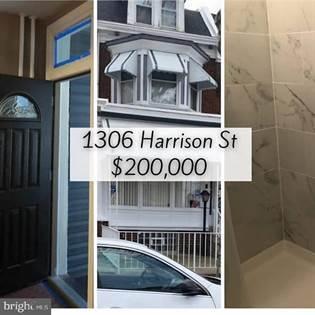 Residential Property for sale in 1306 HARRISON STREET, Philadelphia, PA, 19124