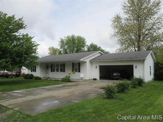 Single Family for sale in 1 Baker St, Rushville, IL, 62681
